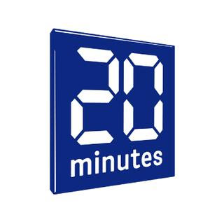 20 minutes online