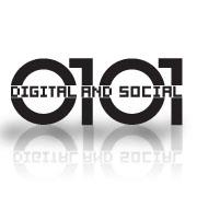 0101 Digital and Social  Facebook Fan Page Profile Photo