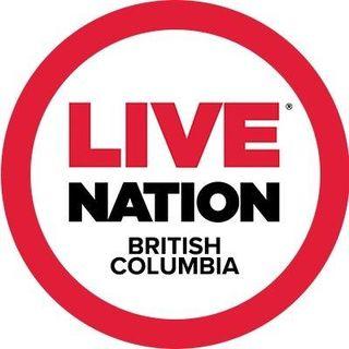 Live Nation British Columbia