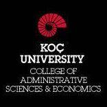 Koç University College of Administrative  Sciences & Economics  Facebook Hayran Sayfası Profil Fotoğrafı