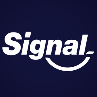 Signal  Facebook Hayran Sayfası Profil Fotoğrafı