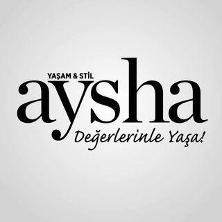 Aysha  Facebook Hayran Sayfası Profil Fotoğrafı