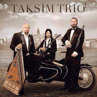 Taksim Trio  Facebook Hayran Sayfası Profil Fotoğrafı