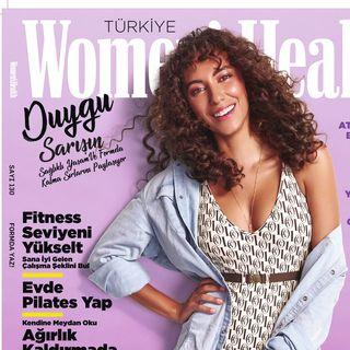 Women's Health Türkiye  Facebook Hayran Sayfası Profil Fotoğrafı