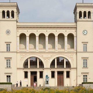 Hamburger Bahnhof – Museum für Gegenwart – Berlin