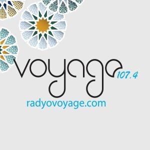 Radyo Voyage 107,4  Facebook Hayran Sayfası Profil Fotoğrafı