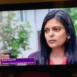Dr Rupa Huq for Ealing Central and Acton