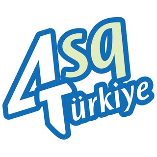 Foursquare Türkiye  Facebook Hayran Sayfası Profil Fotoğrafı