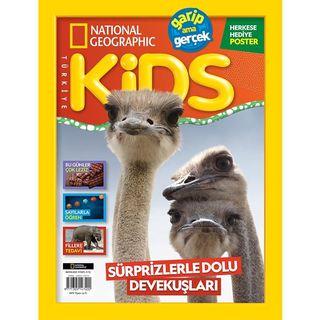 National Geographic Kids Türkiye  Facebook Hayran Sayfası Profil Fotoğrafı