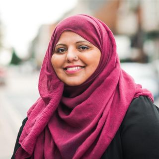 Shaista Aziz, Labour Councillor for Rose Hill and Iffley