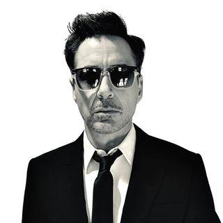 Robert Downey Jr  Facebook Hayran Sayfası Profil Fotoğrafı
