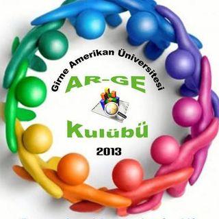 GAU AR-GE Kulübü  Facebook Hayran Sayfası Profil Fotoğrafı