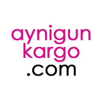 aynigunkargo.com  Facebook Hayran Sayfası Profil Fotoğrafı