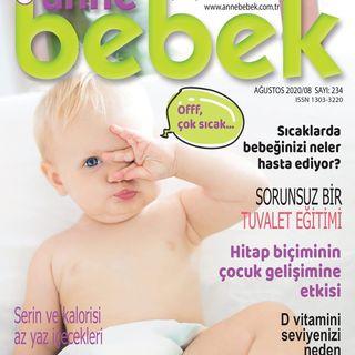 Anne Bebek Dergisi  Facebook Hayran Sayfası Profil Fotoğrafı