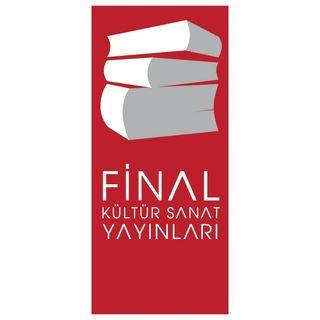 Final Kültür Sanat Yayınları  Facebook Hayran Sayfası Profil Fotoğrafı