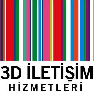 3D İLETİŞİM HİZMETLERİ  Facebook Hayran Sayfası Profil Fotoğrafı