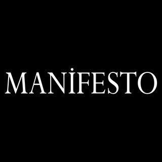Manifesto İletişim  Facebook Hayran Sayfası Profil Fotoğrafı
