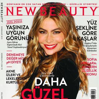 NewBeauty Türkiye  Facebook Fan Page Profile Photo