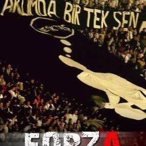 Forza Çarşı  Facebook Hayran Sayfası Profil Fotoğrafı