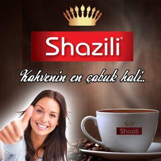 Shazili Hazır Türk Kahvesi