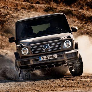 Mercedes-Benz G-Class
