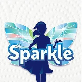 Sparkle Paper Towels