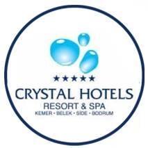 CRYSTAL HOTELS  Facebook Hayran Sayfası Profil Fotoğrafı