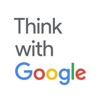 Think with Google  Facebook Hayran Sayfası Profil Fotoğrafı