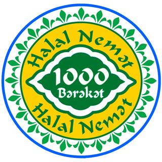 1000 Bereket Halal Nemet