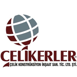 Çelikerler Çelik Konstrüksiyon İnşaat San Tic Ltd Şti