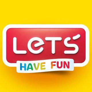 Lets HaveFun Oyun Hamurları