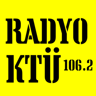 106.2 Radyo KTÜ  Facebook Hayran Sayfası Profil Fotoğrafı