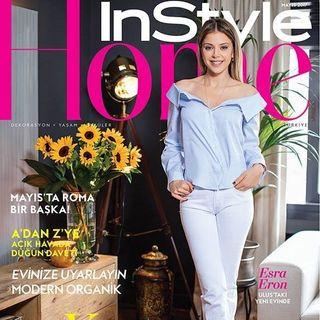 InStyle Home Türkiye  Facebook Hayran Sayfası Profil Fotoğrafı