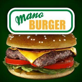 Mano Burger  Facebook Hayran Sayfası Profil Fotoğrafı