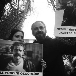 Tunca Öğreten-Gazeteci/Journalist
