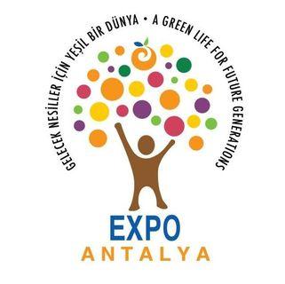 EXPO Antalya  Facebook Hayran Sayfası Profil Fotoğrafı