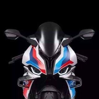 BMW Motorcycle Scene