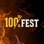 100% FEST  Instagram Hesabı Profil Fotoğrafı