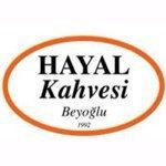 Beyoğlu Hayal Kahvesi  Instagram Hesabı Profil Fotoğrafı