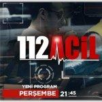 112 ACİL  Instagram Hesabı Profil Fotoğrafı
